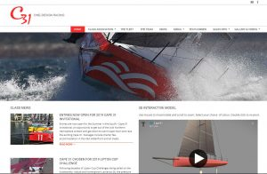 Cape 31 – one design racing