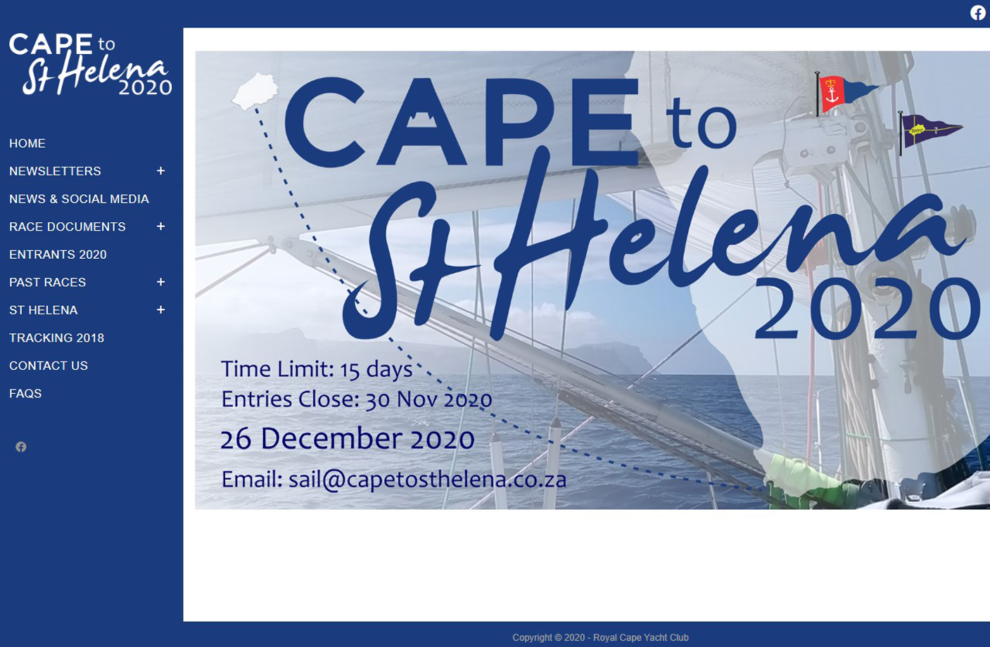 Cape to St Helena Race